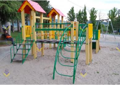 Детская площадка в Крыму