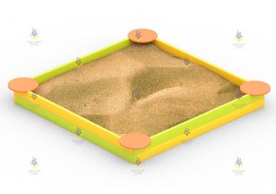 Песочница Опушка