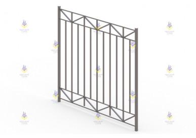 Забор тип-5