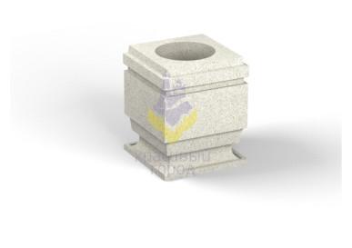 Урна бетонная тип-4 с вкладышем