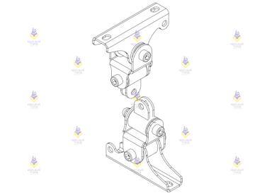Подшипниковый узел УПК-103