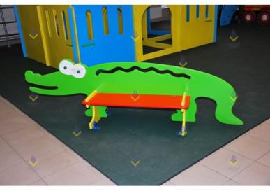 "Скамья ""Крокодил"""