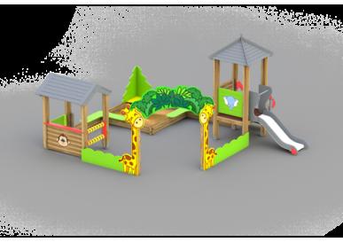 Детские песочницы. Виды и особенности