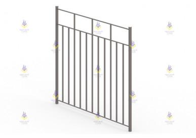 Забор тип-2
