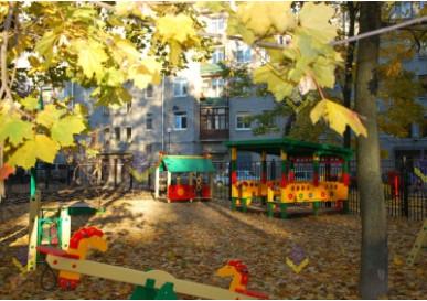 Детская площадка ДС №12