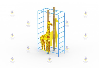 Спорт комплекс «Жираф»(Архив2019)