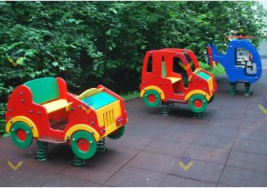 Игровая площадка детского сада « Кудесница»