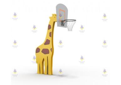 Баскетбольная башня «Жираф»