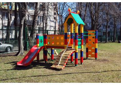 Игровая площадка Школы №619