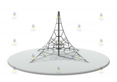 Пирамида 6м (черн-черн)
