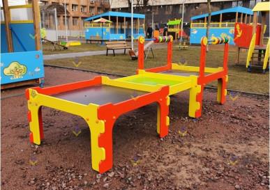 Развивающая игровая песочница для детей с ОВ тип-1