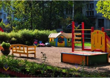 Детская площадка ДС №22