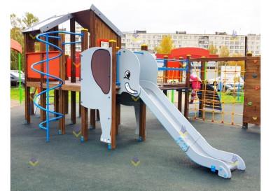 игровой комплекс зов джунглей для детей