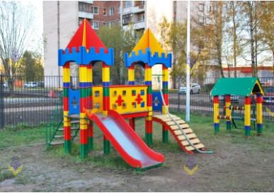 Детская площадка ДС №60